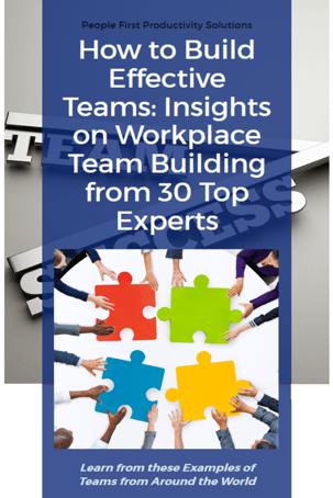 teamwork skills list