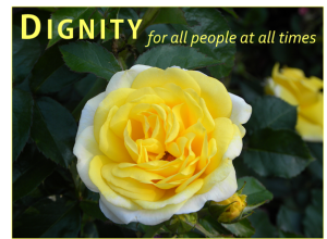 March-dignifying others