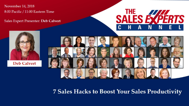 boost b2b sales productivity