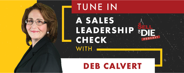 deb calvert sales leadership